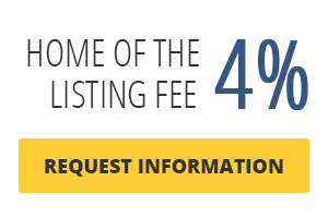 Home of the 4% Listing Fee